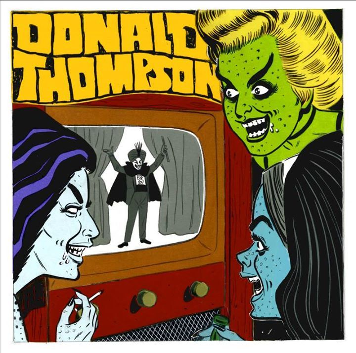 Donald Thompson Tour Dates