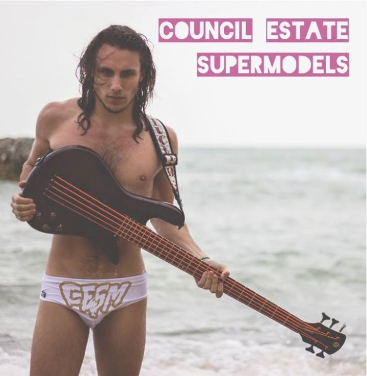 Council Estate Supermodels Live Tour Dates