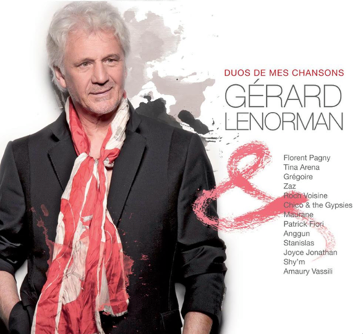 Gérard Lenorman – OFFICIEL Tour Dates