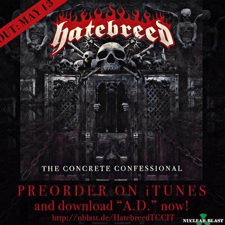 Hatebreed Tour Dates