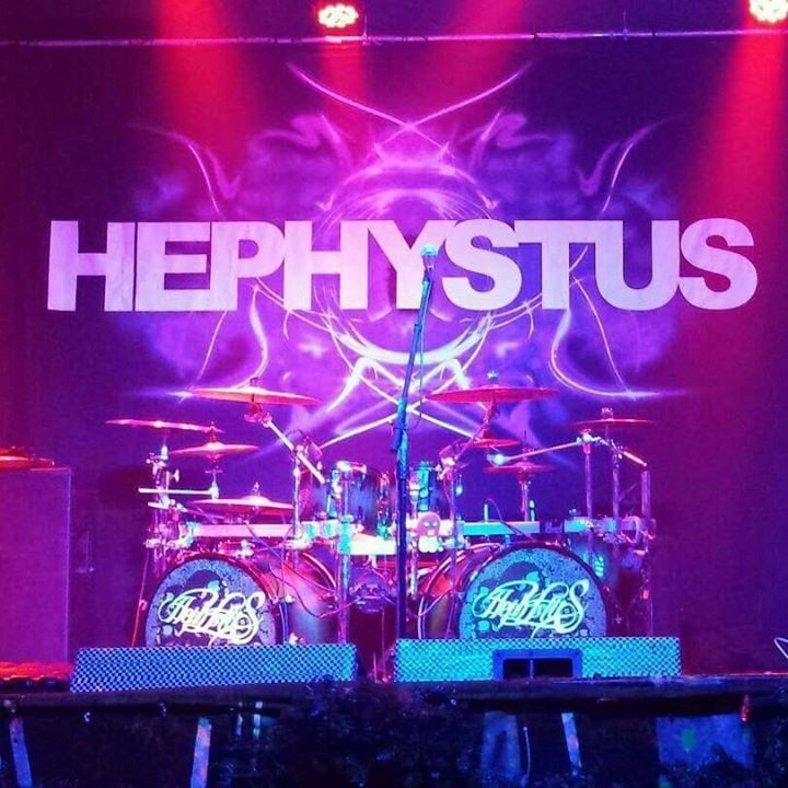 Hephystus Tour Dates
