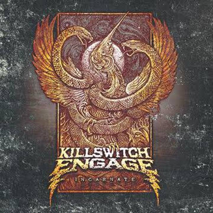 Killswitch Engage @ The Ironworks - Inverness, United Kingdom