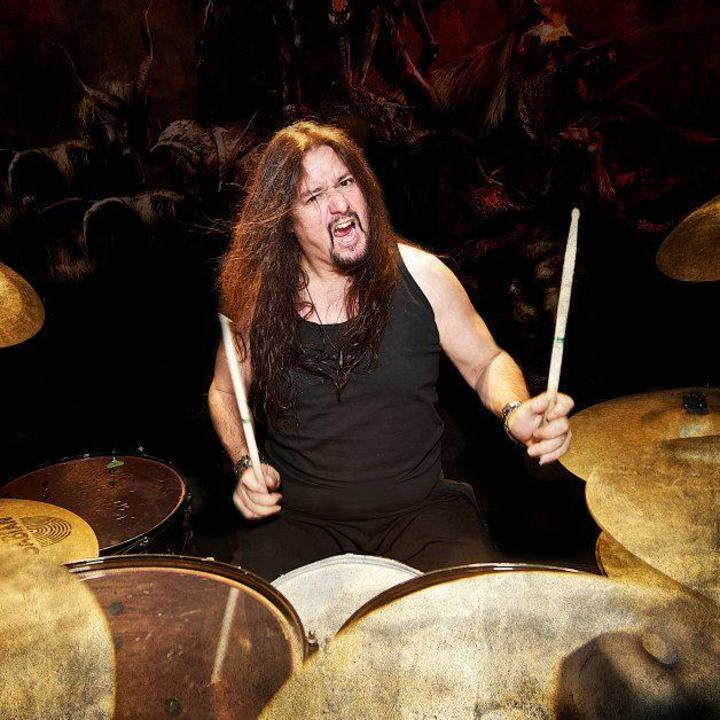 Gene Hoglan @ Principle Club Theatre - Thessaloniki, Greece