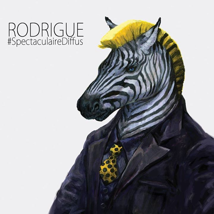 Rodrigue Tour Dates
