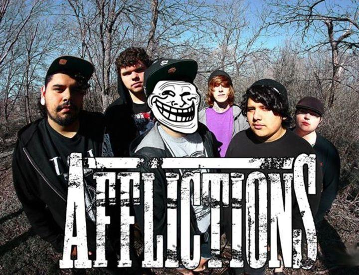 Afflictions Tour Dates