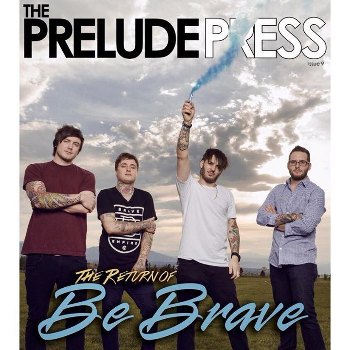 Be Brave Tour Dates
