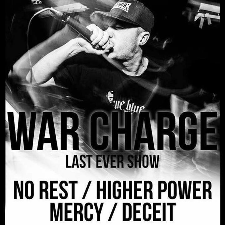 War Charge Tour Dates