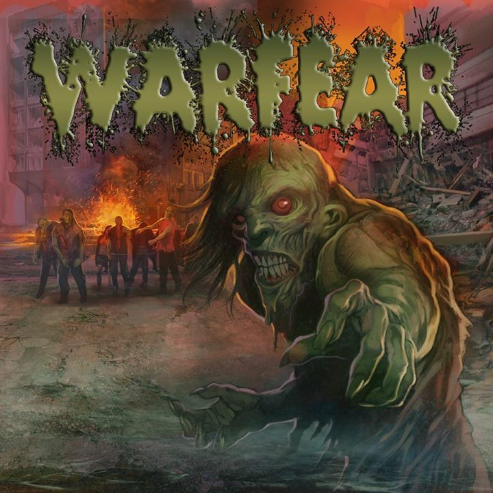 Warfear Tour Dates