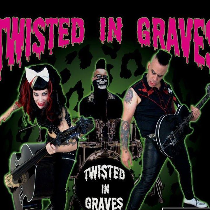 Twisted in Graves Tour Dates