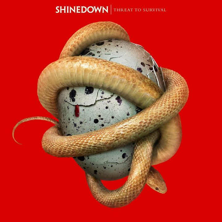 Shinedown @ Metro Radio Arena - Newcastle, United Kingdom