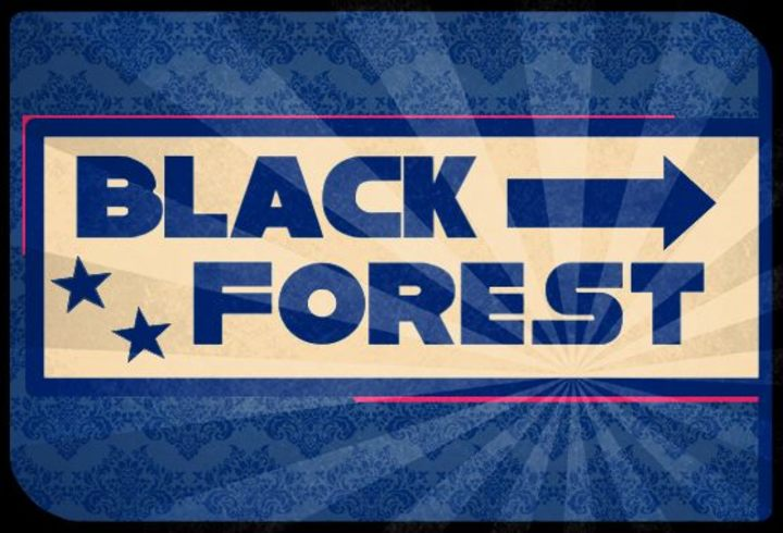Blacktop Forest Tour Dates