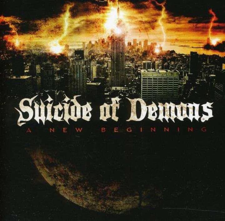 Suicide Of Demons Tour Dates