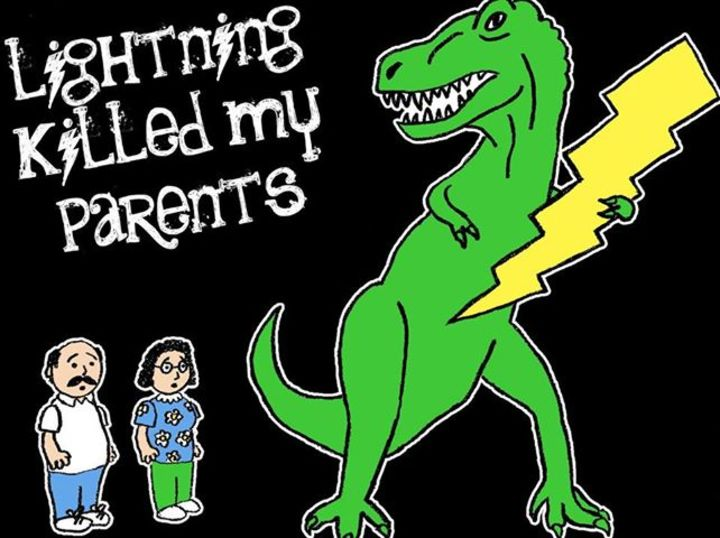 Lightning Killed My Parents Tour Dates
