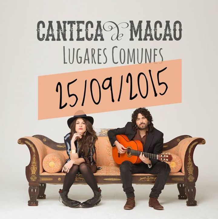 Canteca de Macao Tour Dates