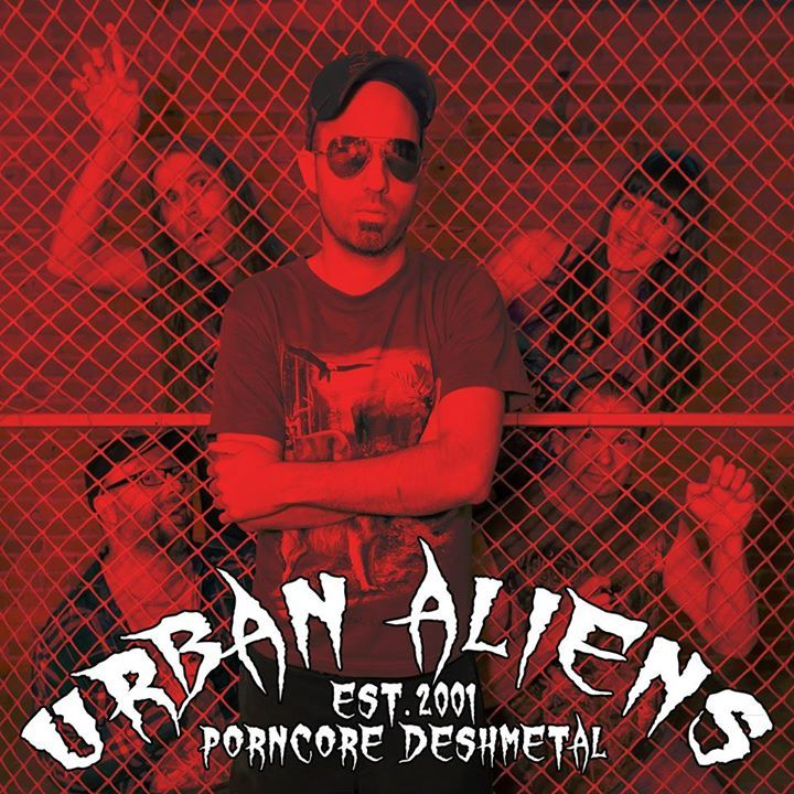 Urban Aliens Tour Dates