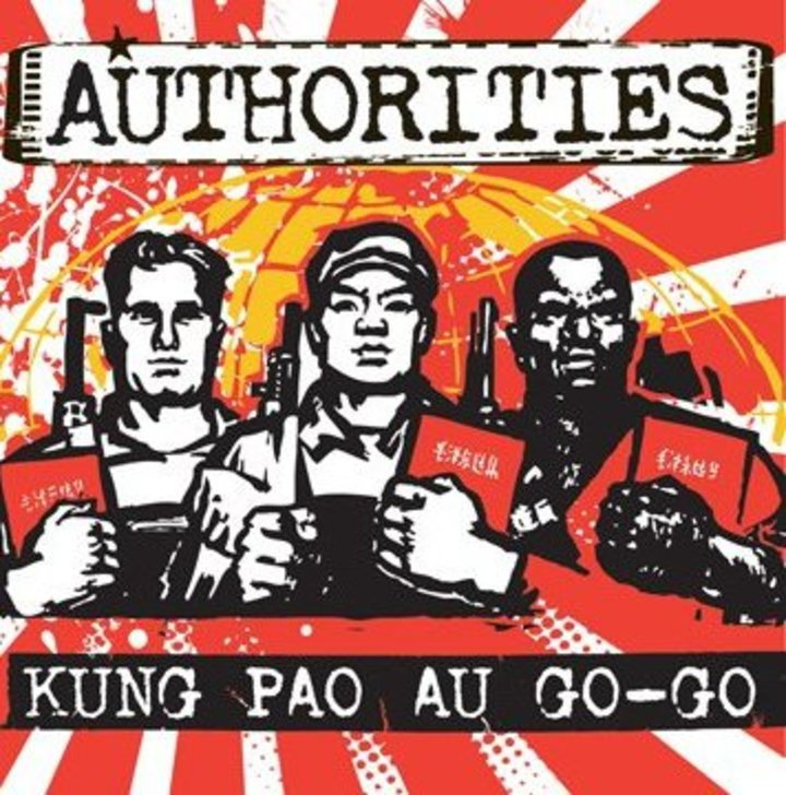 Authorities Tour Dates