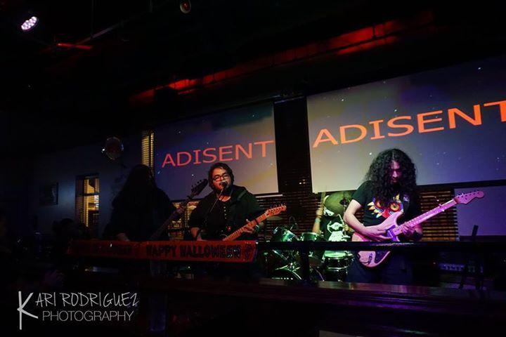 Adisent Tour Dates
