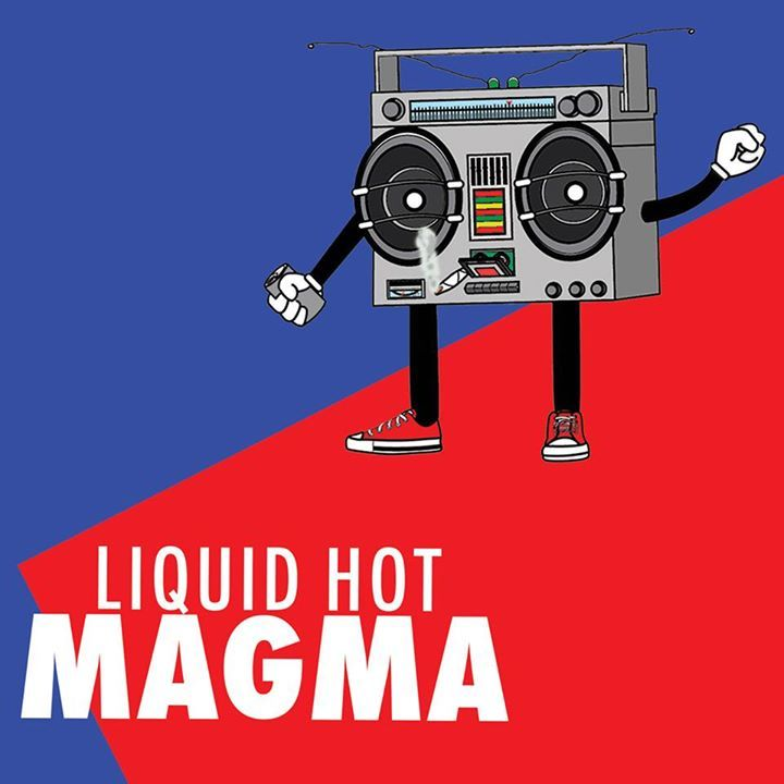 Liquid Hot Magma Tour Dates