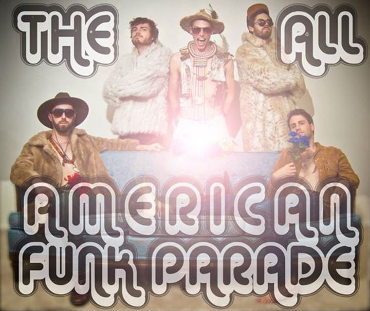The All American Funk Parade Tour Dates
