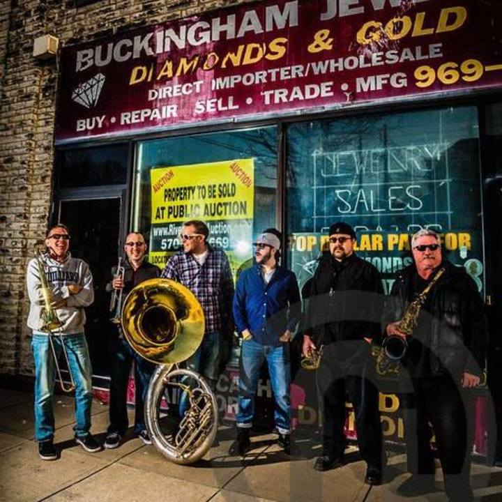 Indigo Moon Brass Band Tour Dates