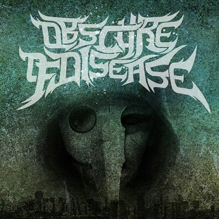 Obscure of Disease Tour Dates