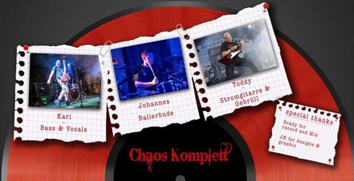Chaos Komplett Tour Dates