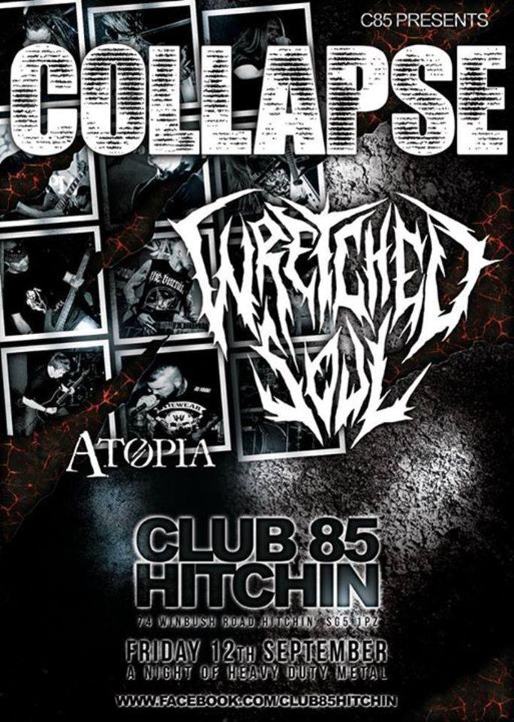 Atopia Tour Dates