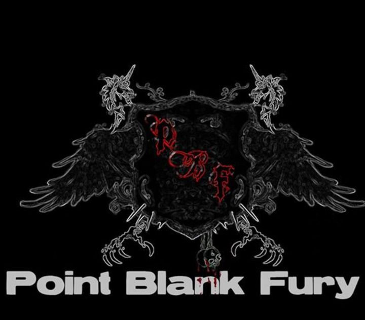 Point Blank Fury Tour Dates