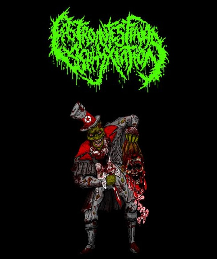 Gastrointestinal Asphyxiation Tour Dates