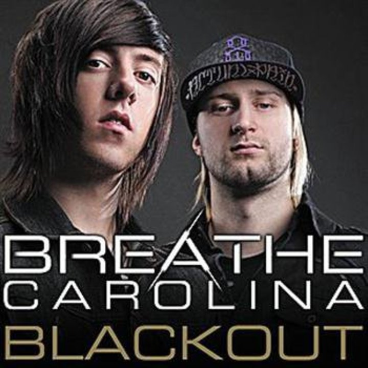 Blackout - Breathe Carolina  Tour Dates