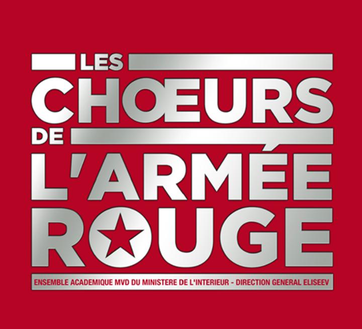 LES CHOEURS DE L'ARMEE ROUGE Tour Dates