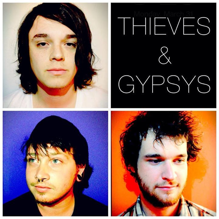 Thieves & Gypsys Tour Dates