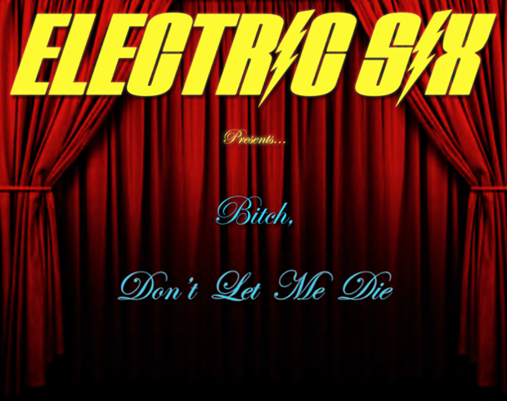 Electric Six @ The Starlite Room - Edmonton, Canada