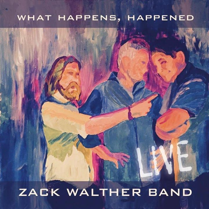 Zack Walther Band @ Brewster Street Ice House - Corpus Christi, TX