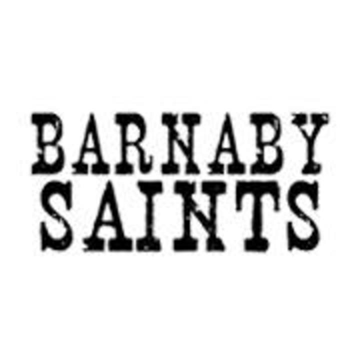 Barnaby Saints Tour Dates