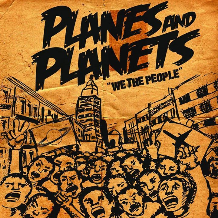 Planes and Planets Tour Dates