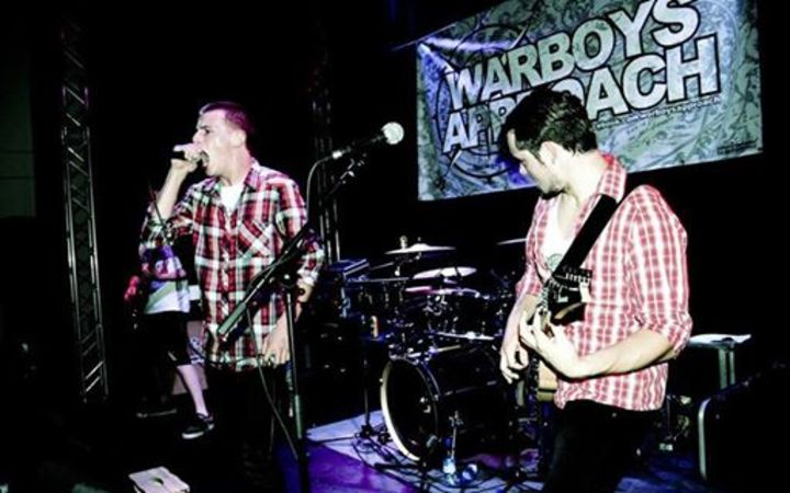 WARBOYS APPROACH OFFICIAL Tour Dates