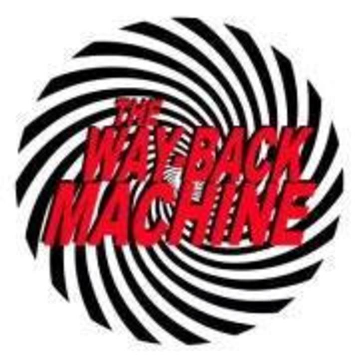 The Way-Back Machine Tour Dates