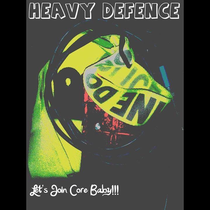 DEFENCE SQUAD Tour Dates