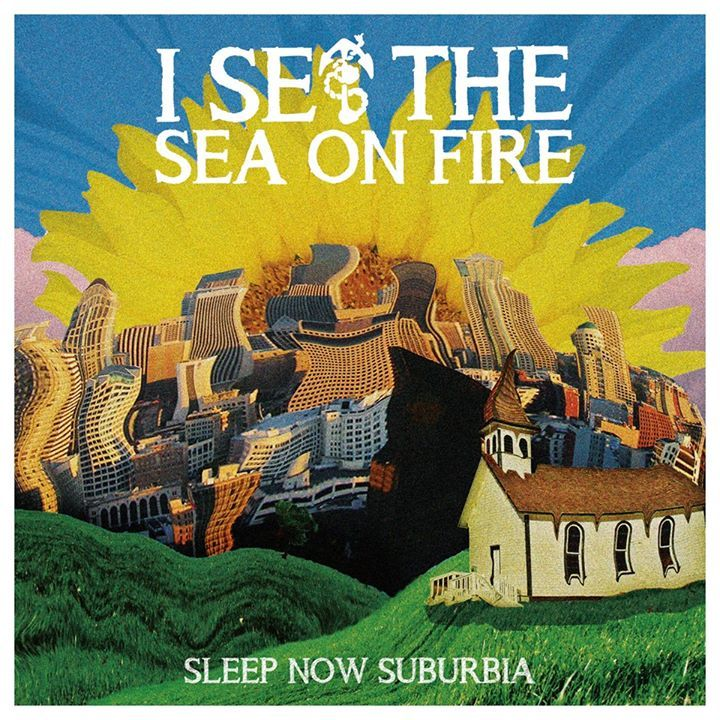 I Set The Sea On Fire Tour Dates