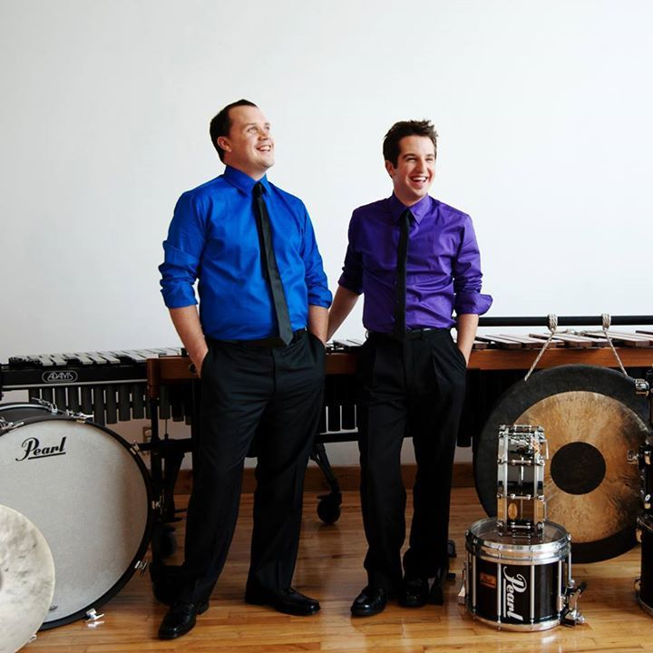 DuO Percussion Tour Dates