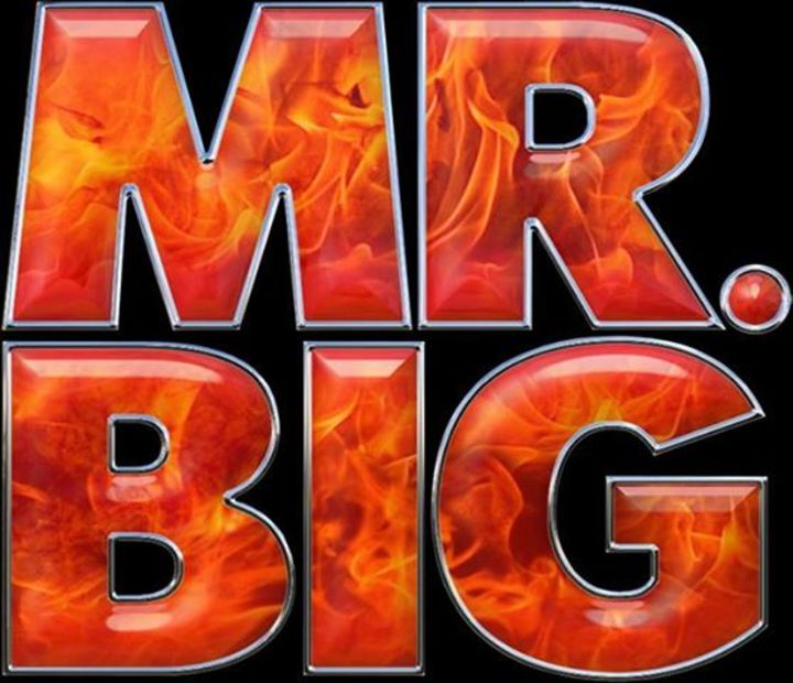 Mr. Big @ Kallang Theater - Singapore, Singapore