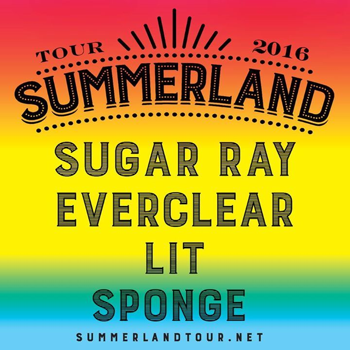 Summerland Tour Dates