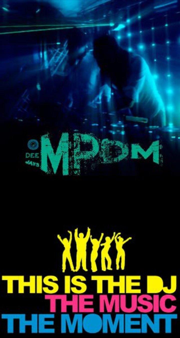M.POM  deejays Tour Dates