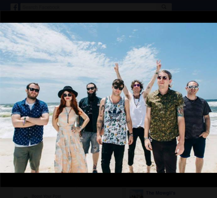 The Mowgli's Tour Dates