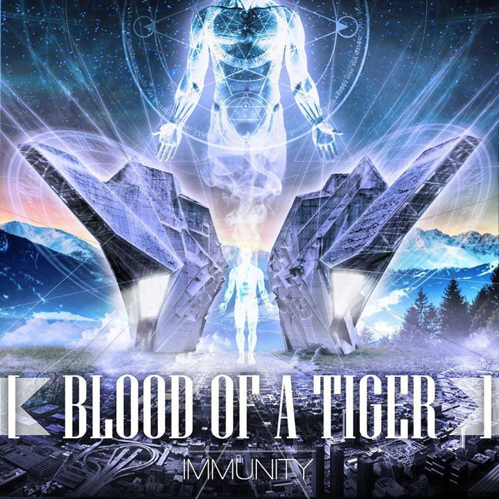 Blood of a Tiger Tour Dates