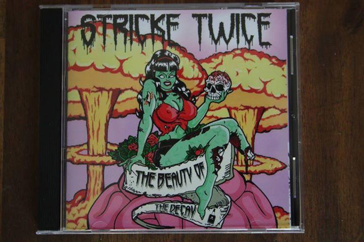 Stricke Twice Tour Dates