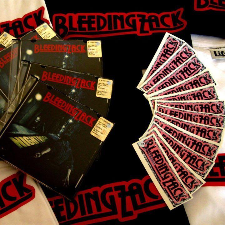 BleedingZack Tour Dates