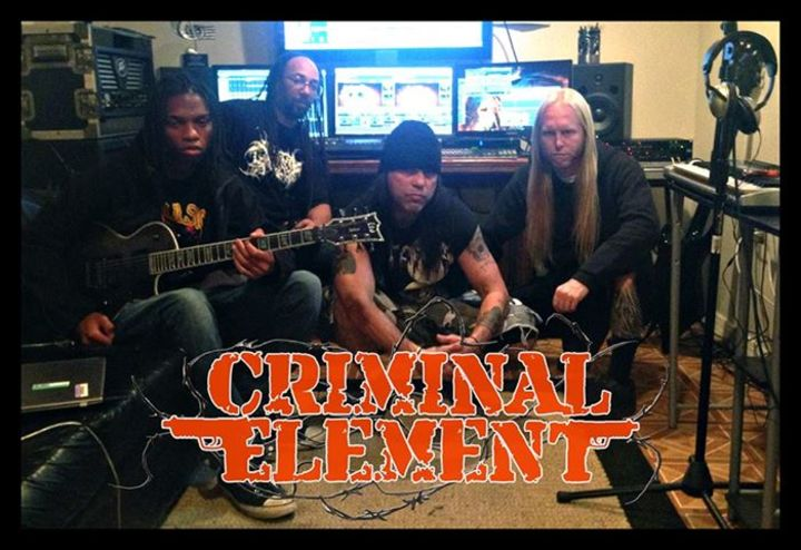 Criminal Element Tour Dates