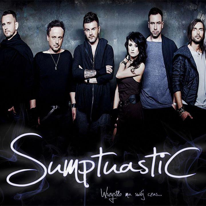 Sumptuastic Tour Dates